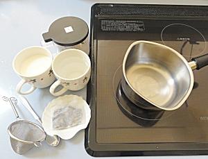 そのまんまチャイ鍋仕立て1|紅茶通販専門店 いい紅茶ドットコム