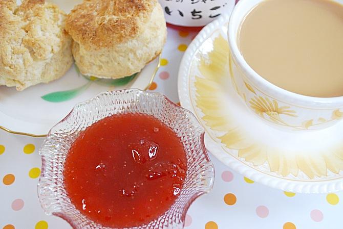 いちごジャム|紅茶通販専門店 いい紅茶ドットコム